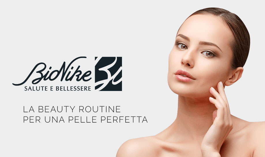BioNike beauty routine