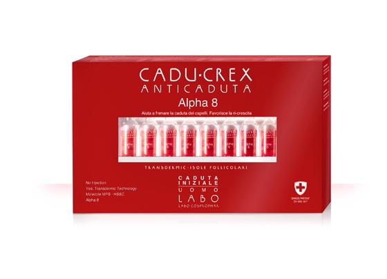 CADU-CREX anticaduta