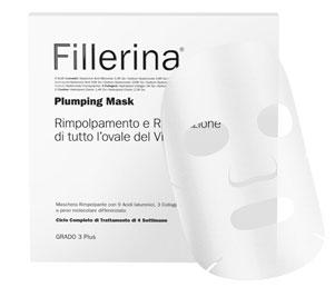 Fillerina maschera viso